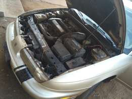Nice American saturn with ac working very well.