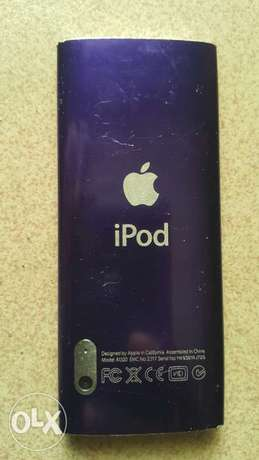 Ipod Nano 5th Generation 16GB with Camera Port Harcourt - image 1