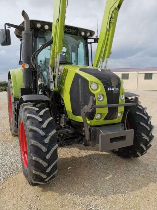 Claas arion 520 - 2013 - image 2