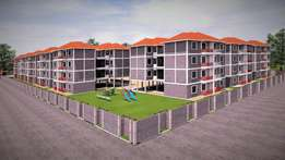 2 bedroom apartments(offplan) only 30 minutes from JKIA