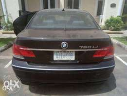 clean BMW 760 for sale