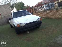 bakkie for sale sold as non runner due to papers