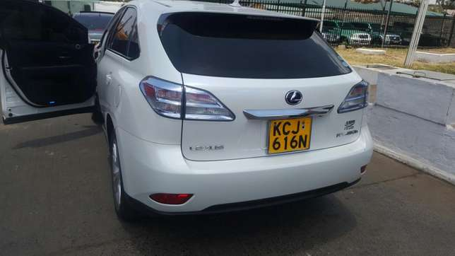 Toyota harrier lexus Nairobi West - image 2