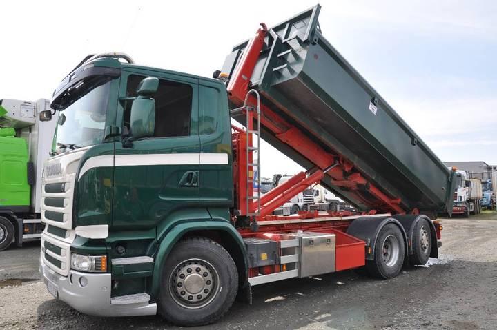 Scania R 450 Lb6x2/4 Komplett - 2016
