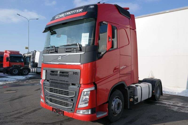 Volvo FH13 500 - 2014
