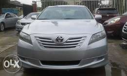Extra clean and sharp foreign used Silver Toyota Camry SE 2007 model