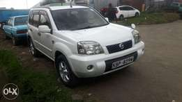 Powerful SUV X-Trail, yr 2004, special offer!!