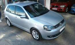 2015 vw polo gt 1.6 in a good condition