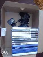 Original PS2 games and other things for sale