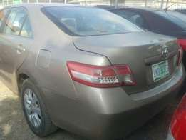Toyota camry xle 08