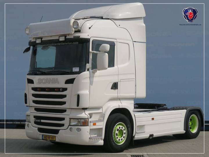 Scania R440 LA4X2MNA   DIFF - 2011
