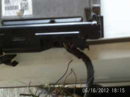Volkswagen Polo ECU with Wiring plugs R 1200 negotiable!