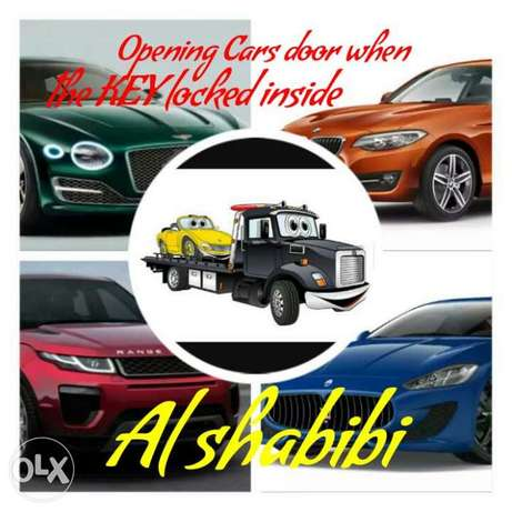Muscat tow truck & Car lockout
