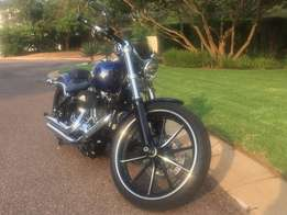 Harley Davidson Softail Breakout for a steal!