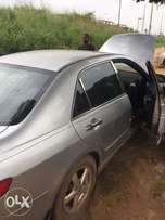 Honda Accord registered 2005 model