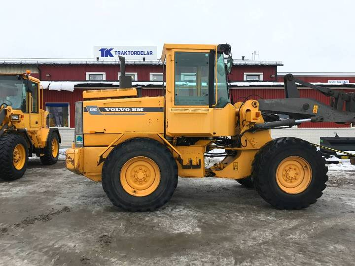 Volvo L50c Dismantled For Spare Parts