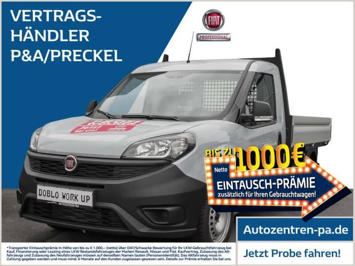 Fiat Doblo Cargo DPF WORK UP / Air&Sound-Paket