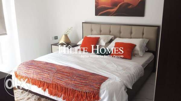 Jabriya - Modern and spacious 1 bedroom apartment, starting rent KD 41