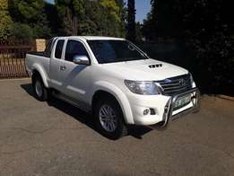 2013 Toyota Hilux Raider 3.0 D-4D Extra cab 4x4