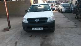Toyota hilux d4d single cab 2006 model for sale