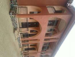 executive two bedrooms two bathroom house for rent in Najjera