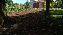 A nice plot of land (30decimals) on sale in kololo at $550000