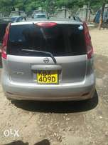 Clean nissan note non accident with alloy