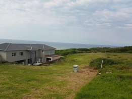 Private Sale.Winterstrand.Large Front row plot.