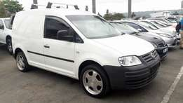 Classic 2006 Volkswagen 1.6 Caddy Panel Van,accident free with aircon!