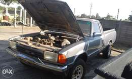 Ford cortina v6 bakkie stripping