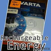 Rechargeable Energy Kit