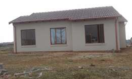 New real brand new 3bedroom & 2 bathroom House for in Benoni