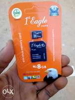 Eagle Memory Card 8GB Original