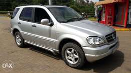 Mercedes Benz ML 320. Buy And Drive