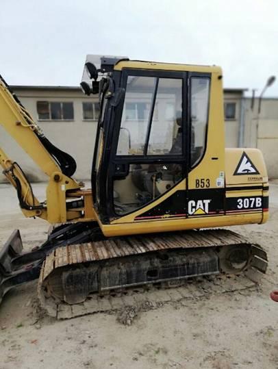 Caterpillar CAT 307 B - 2005