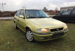 opel astra short booth