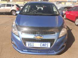 Pre owned 2014 Chevrolet Spark 1.4 Hatchback.