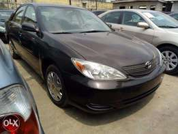 Clean Tokunbo Toyota Camry Big Daddy 03