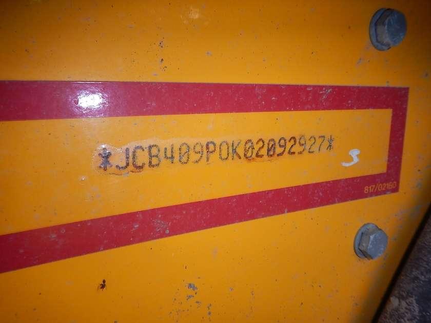 JCB 409 - 2014 - image 5