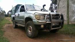 Toyota 4WD Double Cabin