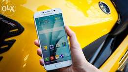 **LATEST** Samsung Galaxy S6 WHITE 32GB QUAD HD as new TO SELL OR SWO