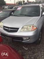 Extremely clean registered 2004 acura mdx