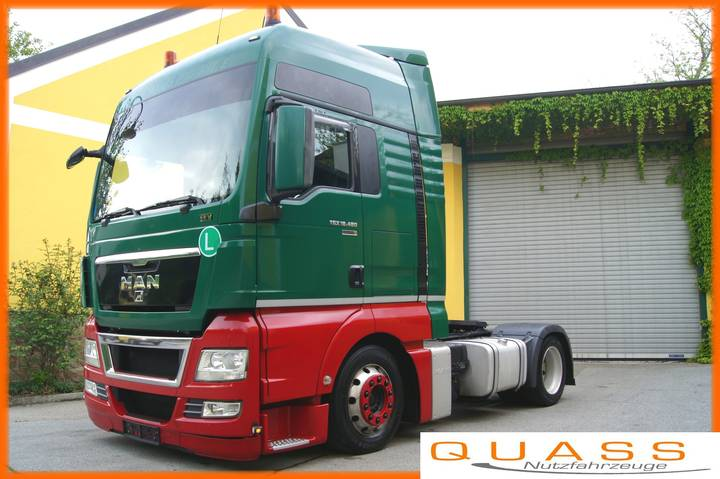 MAN TGX 18.480 LLS-U / XXL / EEV / TÜV / Efficient / Intarder - 2012