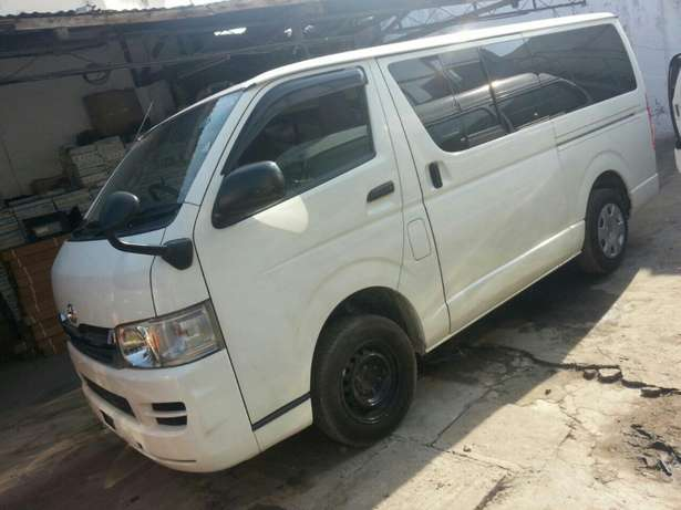 Toyota hiace New arrival mbs Mtwapa - image 2