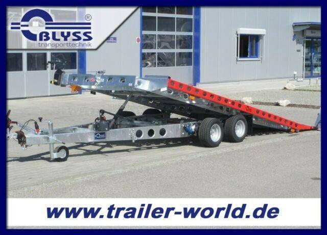 Blyss Fahrzeugtransporter 460x203cm Anhänger 3000kg GG