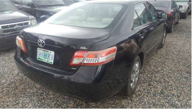 Direct 2011 Toyota Camry Fabric Super Clean Buy and Drive First Body Ikeja - image 1