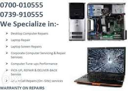 Laptop Repair Services (SAME DAY SERVICE)