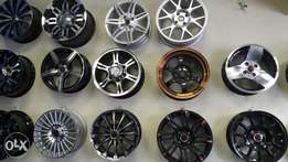 Brand new rims all sizes are available