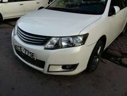 allion quick sell pearl white low mileage