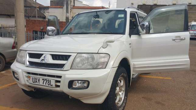 Pajero 2002 model sale Kampala - image 4